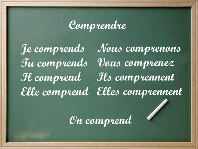 Les verbes importants (II) - COURS DE FRANÇAIS EN LIGNE ...
